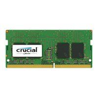 16GB (1x16GB) Crucial DDR4 SODIMM PC4-17000, CL15, Unbuffered, NON-ECC, DDR4-2133, CAS 15-15-15-36, 1.2V Best Price, Cheapest Prices