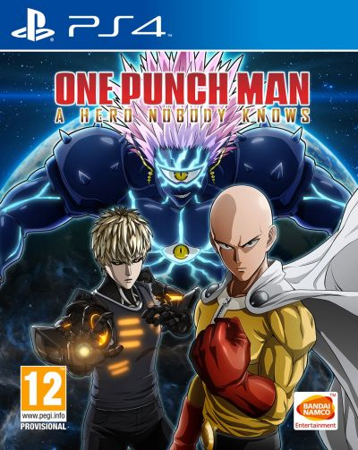 One Punch Man: A Hero Nobody Knows PS4 Pre-Order Game Best Price, Cheapest Prices