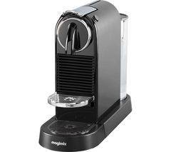 NESPRESSO by Magimix CitiZ Coffee Machine - Black Best Price, Cheapest Prices