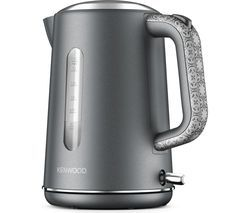 KENWOOD The Abbey Collection TJ05GY Jug Kettle - Grey Best Price, Cheapest Prices