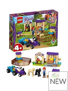 LEGO Friends 41361 Mia's Foal Stable Best Price, Cheapest Prices