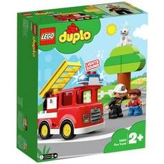 LEGO Duplo Fire Toy Truck - 10901 Best Price, Cheapest Prices