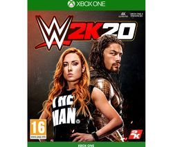 XBOX ONE WWE 2K20 Best Price, Cheapest Prices