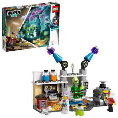 LEGO Hidden Side J.B.'s Ghost Lab AR Games Set 70418 Best Price, Cheapest Prices