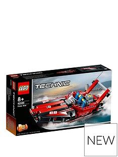 LEGO Technic 42089 Power Boat Best Price, Cheapest Prices