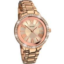 Sekonda Editions Ladies' Rose Gold Colour Bracelet Watch Best Price, Cheapest Prices
