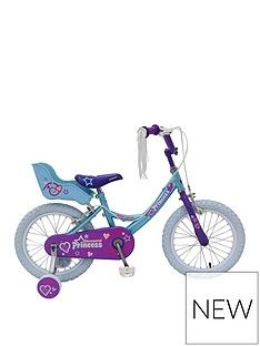 Townsend Townsend Princess Girls Bike 16 inch Wheel Best Price, Cheapest Prices