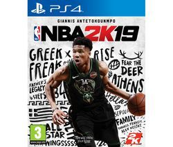 PS4 NBA 2K19 Best Price, Cheapest Prices