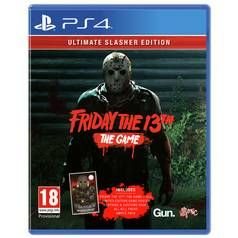 Friday 13th Ultimate Slasher Edition PS4 Game Best Price, Cheapest Prices