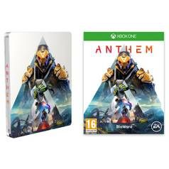 Anthem Steelbook Edition Xbox One Game Best Price, Cheapest Prices