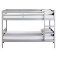 Argos Home Detachable Grey Bunk Bed Frame Best Price, Cheapest Prices