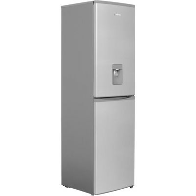 Hoover HFF195XWK 50/50 Frost Free Fridge Freezer - Stainless Steel - A+ Rated Best Price, Cheapest Prices