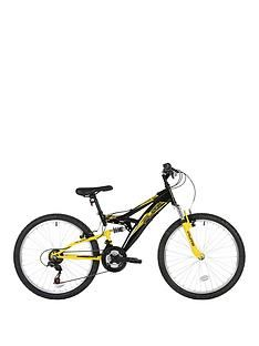Flite Taser Dual Suspension Boys Bike 24 inch Wheel Best Price, Cheapest Prices