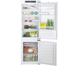 HOTPOINT HM 7030 E C AA O3.1 Integrated 70/30 Fridge Freezer Best Price, Cheapest Prices