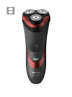 Philips Series 3000 Wet &Amp; Dry Men&Rsquo;S Electric Shaver With Pop-Up Trimmer - S3580/06 Best Price, Cheapest Prices