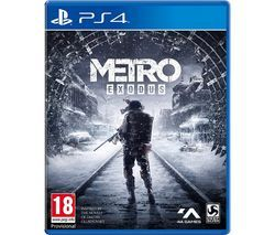 PS4 Metro Exodus Best Price, Cheapest Prices
