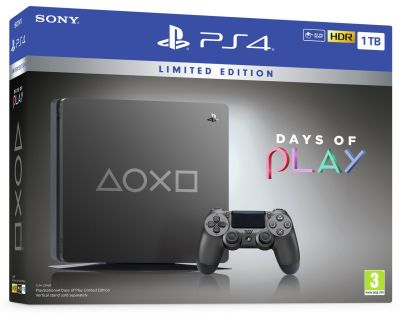 Sony PS4 1TB Days of Play Special Edition Console