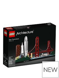 LEGO Architecture 21043San Francisco Best Price, Cheapest Prices