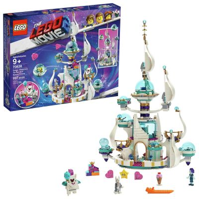 The LEGO Movie 2 Queen Watevra's Space Palace - 70838 Best Price, Cheapest Prices