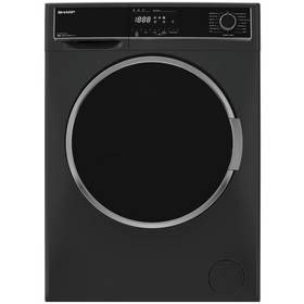 Sharp ES-HFH814QA3 8KG 1400 Spin Washing Machine -Anthracite Best Price, Cheapest Prices