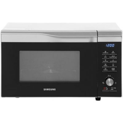 Samsung Easy View™ MC28M6075CS 28 Litre Combination Microwave Oven - Silver Best Price, Cheapest Prices