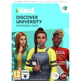 The Sims 4: Discover University Expansion Pack for PC Best Price, Cheapest Prices