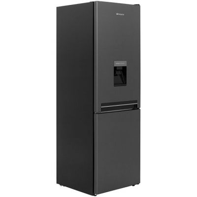 Hotpoint Day 1 H8A1ESBWTD.1 60/40 Fridge Freezer - Graphite - A+ Rated Best Price, Cheapest Prices