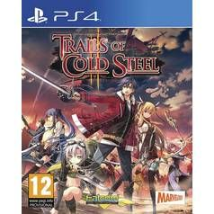 Legend of Heroes: Trails of Cold Steel II PS4 Game Best Price, Cheapest Prices
