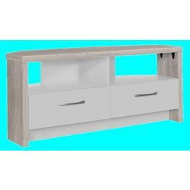 Argos Home Venice 2 Drawer Large Corner TV Unit Best Price, Cheapest Prices