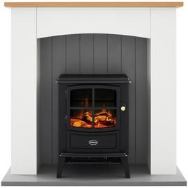 Dimplex Oakmead Stove Fire Suite Best Price, Cheapest Prices