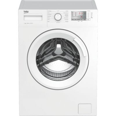Beko WTG941B2W 9Kg Washing Machine with 1400 rpm - White - A+++ Rated Best Price, Cheapest Prices
