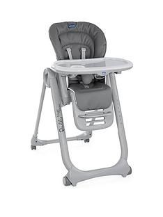 Chicco Polly Magic 4-Wheel Highchair Best Price, Cheapest Prices