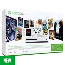 Xbox One S 1TB Console with Game Pass and Xbox Live Bundle Best Price, Cheapest Prices
