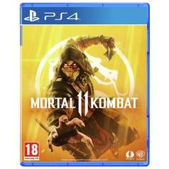 Mortal Kombat 11 PS4 Game Best Price, Cheapest Prices