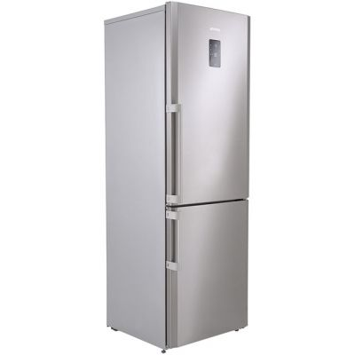 Smeg FC370X2PE 70/30 Frost Free Fridge Freezer - Stainless Steel - A++ Rated Best Price, Cheapest Prices