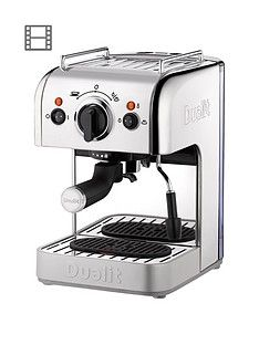 Dualit 84440 3-in-1 Coffee Machine Best Price, Cheapest Prices