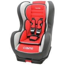 Nania Cosmo Group 1 ISOFIX Car Seat - Red
