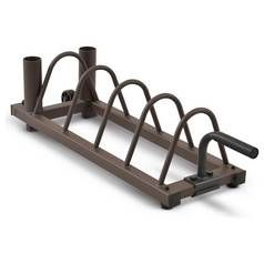 Steelbody by Marcy Horizontal Weight Plate Rack