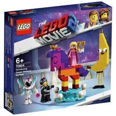 LEGO Movie 2 Queen Watevra Wa'Nabi Horse Playset -70824 Best Price, Cheapest Prices