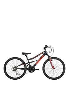 Barracuda Draco Dual Suspension Mountain Bike 24 Inch Wheel Best Price, Cheapest Prices