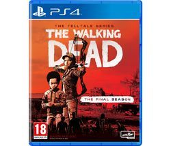 PS4 The Walking Dead: The Final Season Best Price, Cheapest Prices