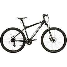 Carrera Vengeance Mens Mountain Bike - Black Best Price, Cheapest Prices