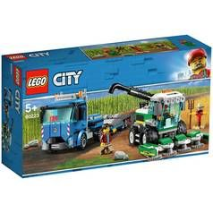 LEGO City Harvester Transport Toy Truck- 60223 Best Price, Cheapest Prices
