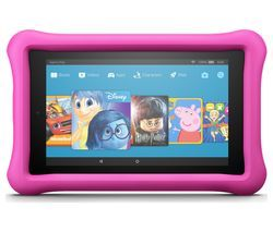 AMAZON Fire 7 Kids Edition Tablet (2017) - 16 GB, Pink Best Price, Cheapest Prices