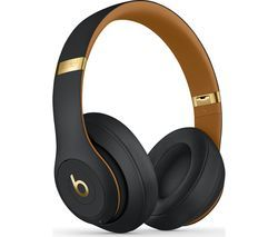 BEATS Studio 3 Wireless Bluetooth Noise-Cancelling Headphones - Midnight Black Best Price, Cheapest Prices