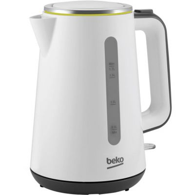 Beko New Line WKM4322W Kettle - White Best Price, Cheapest Prices