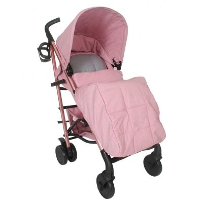 My Babiie Katie Piper MB51 Pushchair - Rose Gold & Pink Best Price, Cheapest Prices