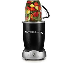 NUTRIBULLET Rx NBLRX Blender - Black Best Price, Cheapest Prices