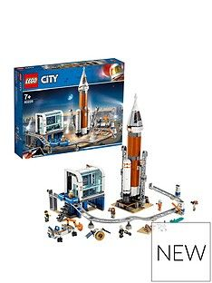 LEGO City 60228 Deep Space Rocket and Launch Control Space Port Best Price, Cheapest Prices