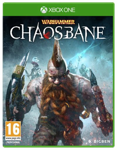 Warhammer: Chaosbane Xbox One Game Best Price, Cheapest Prices
